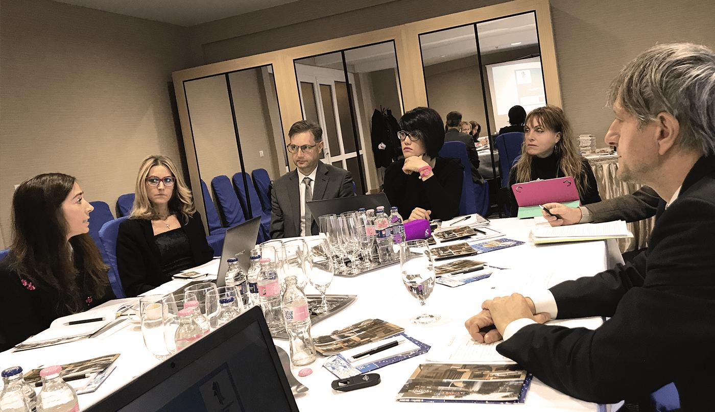 Reunión en Hungría del proyecto Best by Doing