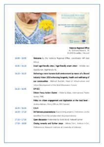 Agenda Side Event