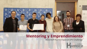 Kveloce I+D+i ofrece mentoring a los jóvenes emprendedores de VeLOCK