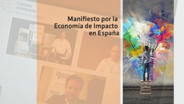 Nos adherimos al Manifiesto por la Economía de Impacto en España