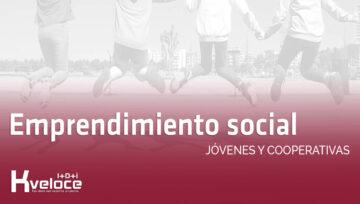 Emprendimiento social cooperativo y juventud